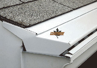 Leaf Proof Gutter Protection System