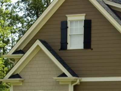 Vinyl Siding Installed By Johnson Roofing And Construction